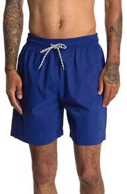 BROOKS BROTHERS Solid Board Shorts