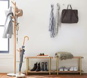 Pottery Barn Grace Marble Entryway Collection