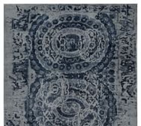 Pottery Barn Bosworth Hand Tufted Wool Rug