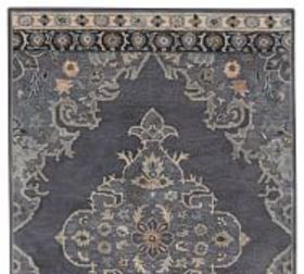 Pottery Barn Bryson Persian-Style Hand Tufted Wool