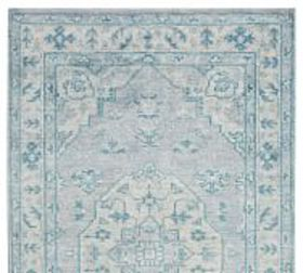 Pottery Barn Esmee Hand-Knotted Wool Rug