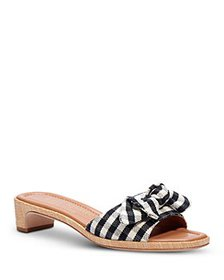 kate spade new york - Women's Lilah Knotted Bow Sl
