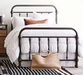 Pottery Barn Coleman Metal Bed