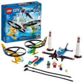 Title: LEGO City Airport Air Race 60260