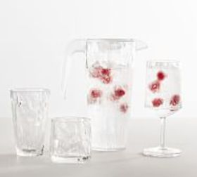 Pottery Barn Geo Outdoor Drinkware Collection