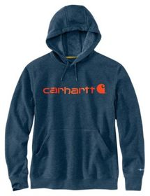 Carhartt Force Delmont Signature Graphic Hooded Lo