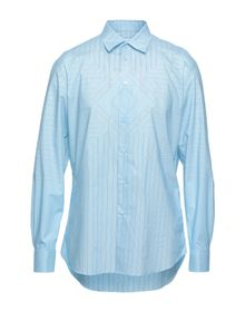 BURBERRY - Patterned shirt