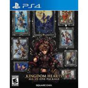 KINGDOM HEARTS All-in-One Package