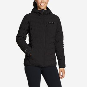 Women's MicroTherm FreeFuse Stretch Down Hooded Ja
