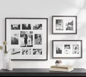 Pottery Barn Wood Gallery Multi-Opening Frames
