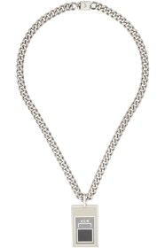 a-cold-wall - Silver Alloy Necklace