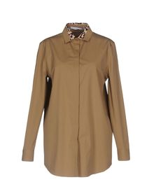 GIVENCHY - Solid color shirts & blouses