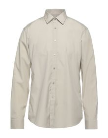 BURBERRY - Solid color shirt