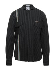 VERSACE COLLECTION - Striped shirt