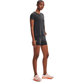 Women's Under Armour Iso-Chill Run 2-in-1 Shorts