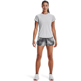 """Women's Under Armour Launch 3"""" Printed Shorts"""