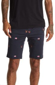 BROOKS BROTHERS Printed Shorts