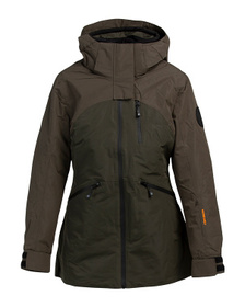 Women's 3-in-1 Waterproof System Jacket With Remov