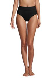 Lands End Women's Chlorine Resistant High Waisted