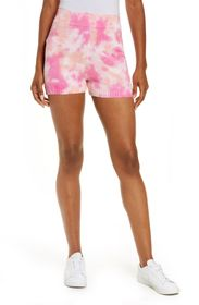 JUICY COUTURE Sweater Knit Shorts