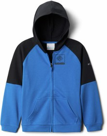 Columbia Branded French Terry Full-Zip Hoodie - Br