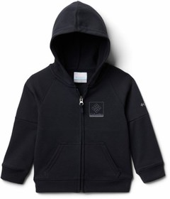 Columbia Branded French Terry Full-Zip Hoodie - To