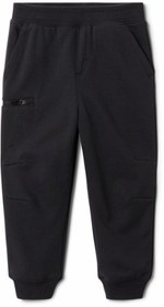 Columbia Branded French Terry Jogger Pants - Toddl