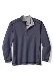 TOMMY BAHAMA Switch It Up Quarter Zip Reversible S