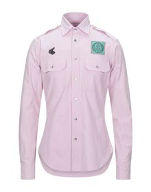 VIVIENNE WESTWOOD ANGLOMANIA - Solid color shirt