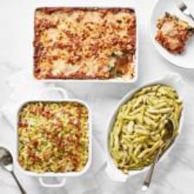Three Days of Family Style Entrees