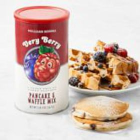 Williams Sonoma Very Berry Pancake and Waffle Mix
