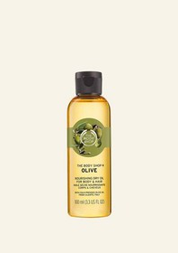 Olive Nourishing Dry Oil For Body and Hair