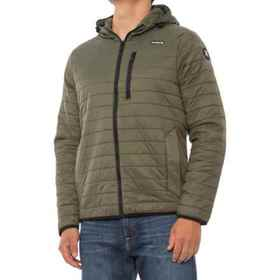 Hurley Balsam Quilted Packable Jacket - Insulated