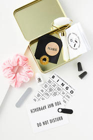 Anthropologie Pinch Provisions WFH Self-Care Kit
