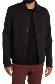 THEORY Jamie Snap Button Jacket