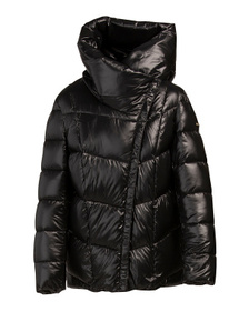 Women's Down Fill Cacoon Super Puffer Coat