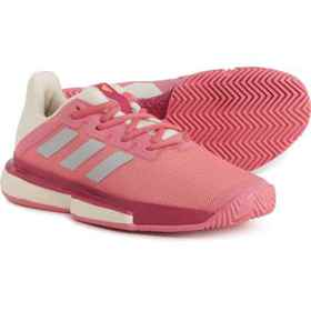adidas SoleMatch Bounce Tennis Shoes (For Women) i