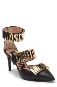 MOSCHINO Pointed Toe Pump