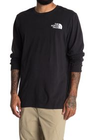 THE NORTH FACE Half Dome Long Sleeve T-Shirt