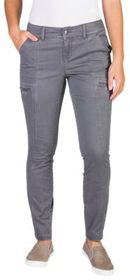 Natural Reflections Slim Leg Cargo Pants for Ladie
