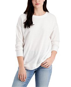 Solid-Color Knit Top, Created for Macy's
