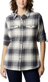 Columbia Pine Street Stretch Long-Sleeve Flannel S