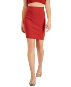 Ribbed Sweater Skirt, Created for Macy's