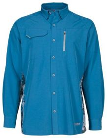 World Wide Sportsman Coral Point Long-Sleeve Shirt