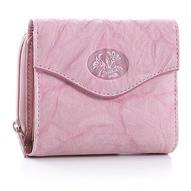 Womens Buxton Heiress French Purse Wallet