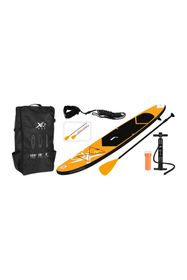 XQMAX Inflatable Orange Stand-Up Paddleboard