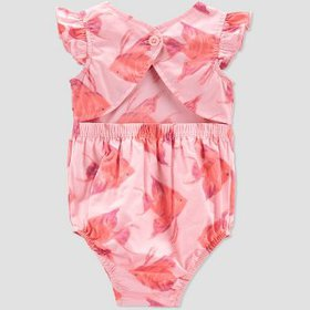 Baby Girls' Angel Fish Romper - Just One You® made