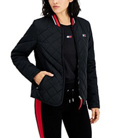 Women's Quilted Barn Jacket