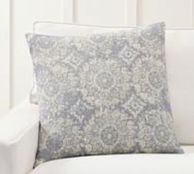 Pottery Barn Ainsley Medallion Printed Pillow Cove