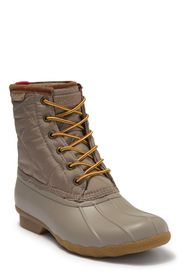 SPERRY TOP-SIDER Saltwater Quilted Duck Boot (Men)